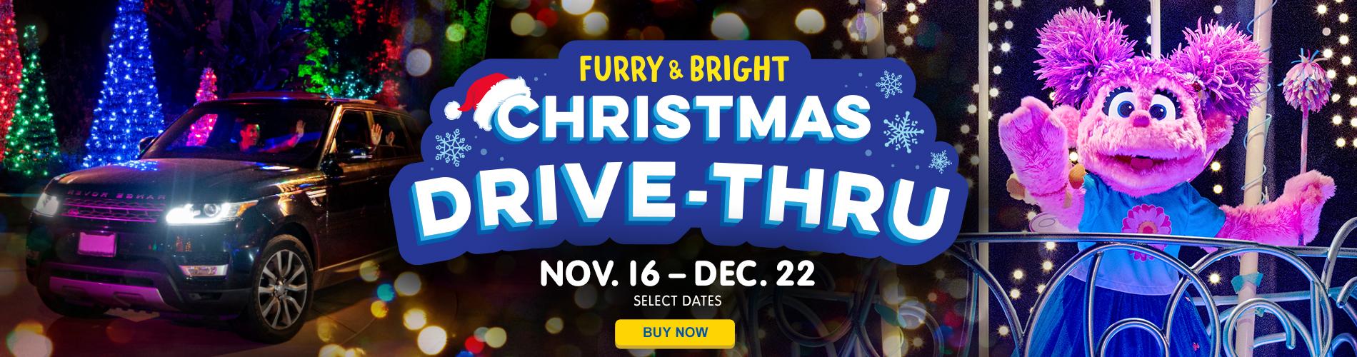 Christmas Drive-thru Event