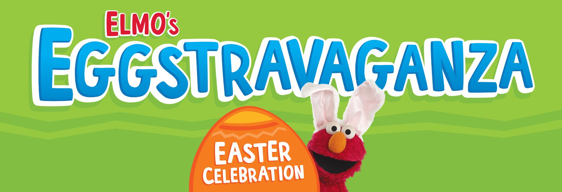 Elmo's Eggstravaganza