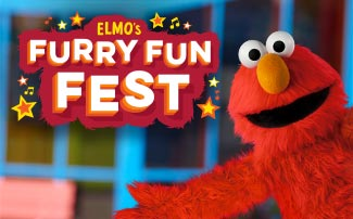 Elmos Furry Fun Fest Limited-Capacity Event at Sesame Place