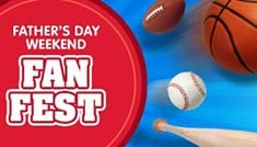 Fathers Day Dan Fest during Elmos Springtacular at Sesame Place