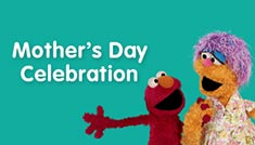 Mothers Day Celebration during Elmos Springtacular at Sesame Place