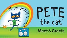 Pete the Cat Meet and Greets during Elmos Springtacular at Sesame Place