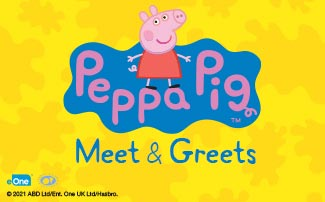 Peppa Pig Meet and Greets during Elmos Springtacular at Sesame Place