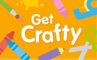 Decorate, color, and create an adorable craft to create a personalized Mother's Day gift for mom at Sesame Place during Mother's Day Weekend.