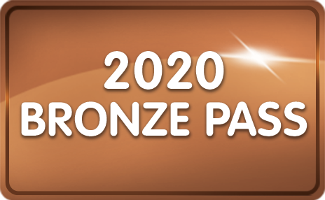 2020 Bronze Pass