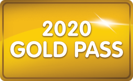 2020 Gold Pass