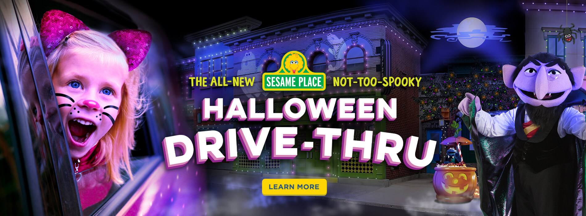 Halloween Drive-Thru Event