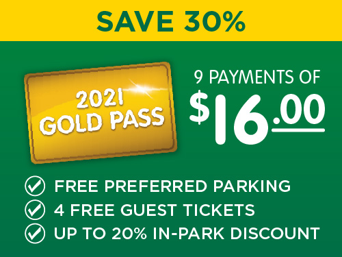Gold Pass - Save 30%