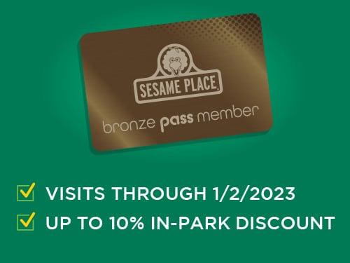 Bronze Sesaon Pass