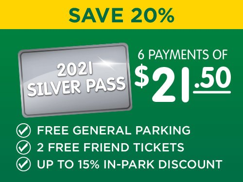 Silver 6 Month Pass