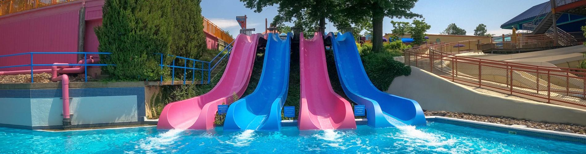 Elmo's Silly Splashy Slides