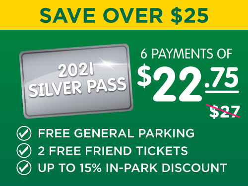 Sesame Place Silver Pass