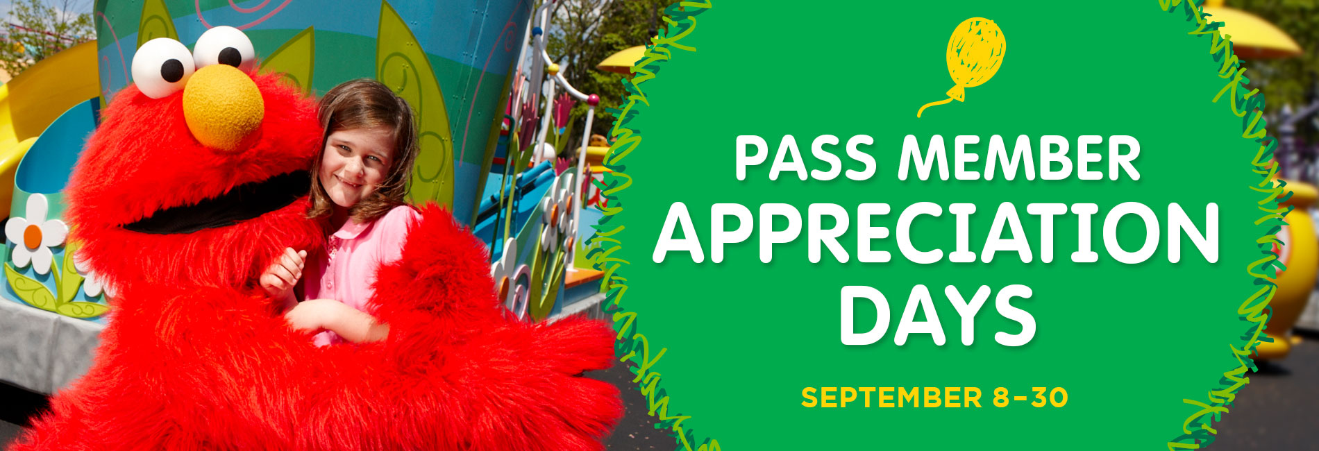 Pass Member Appreciation Days
