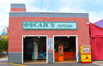 Oscar's Garage