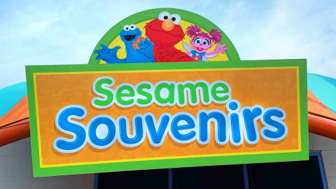 Sesame Souvenirs