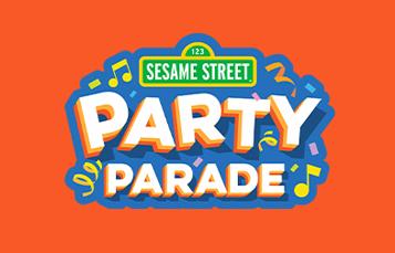 Neighborhood Street Party Parade
