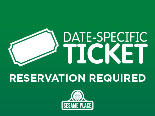 Sesame Place Date Specific