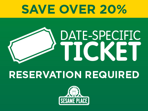 Single-Day Ticket - Save over 20%