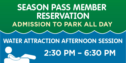 Season Pass Member Afternoon Session