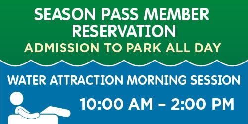 Season Pass Member Morning Session
