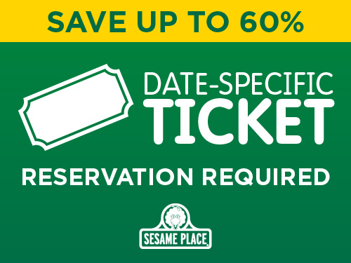 Save up to 60% on tickets