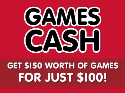 Games Cash