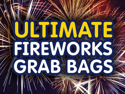 Fireworks Grab Bags