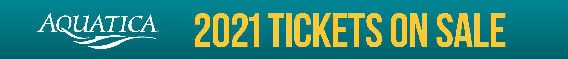 2021 Tickets
