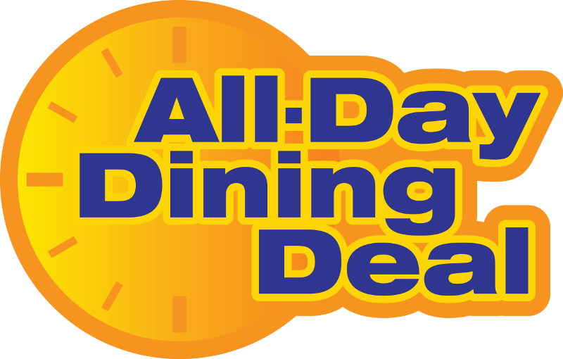 All Day Dining Deal