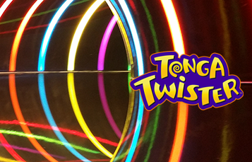 All new Tonga Twister at Aquatica San Antonio