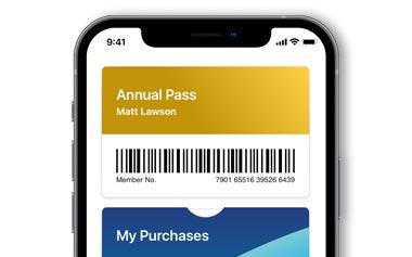 Aquatica San Antonio Mobile App Tickets
