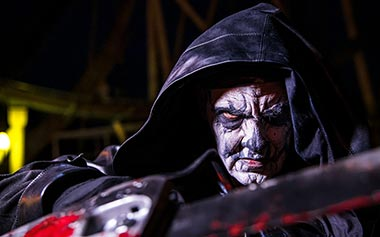 Howl-O-Scream Scare Actor