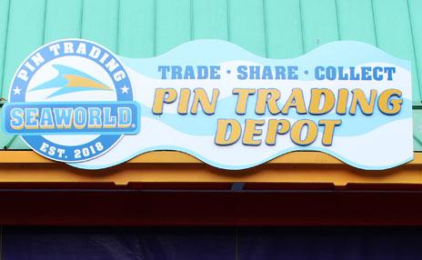 Pin Trading Depot
