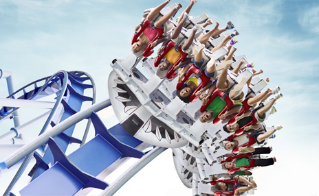 Great White Roller Coaster