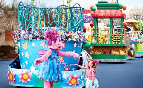 Sesame Parade
