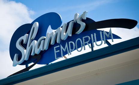 Shamu's Emporium