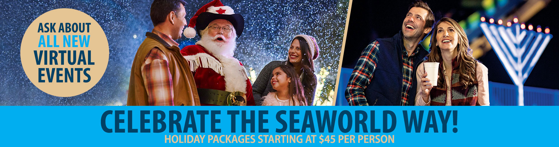 Celebrate the SeaWorld Way