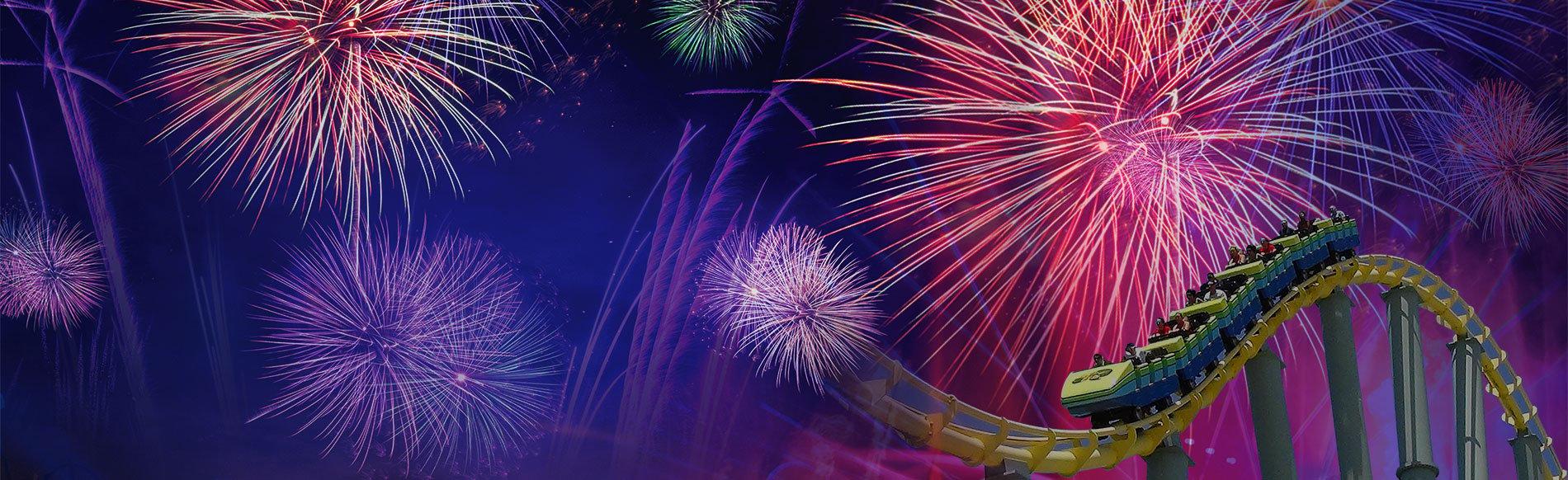 Fireworks Picnic