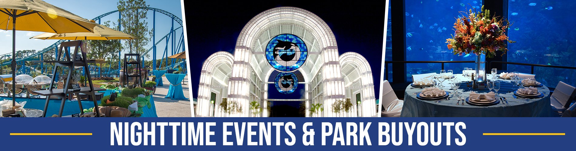 Group events at seaworld san antonio