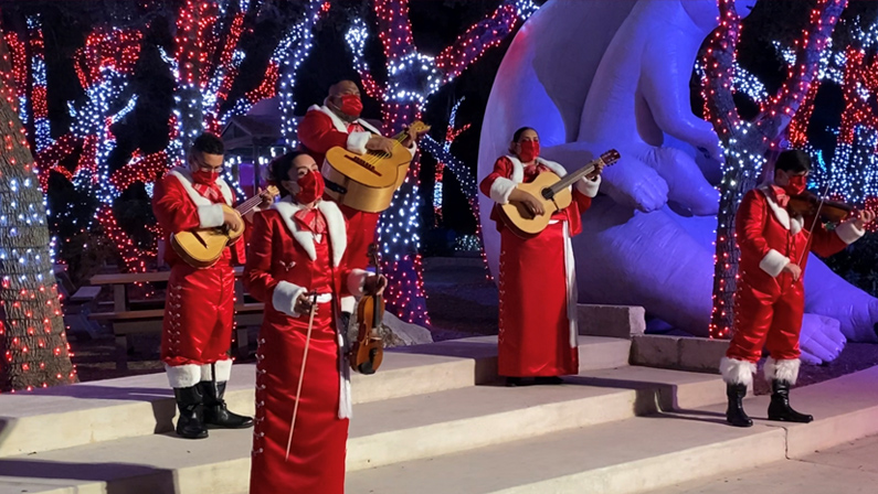 Merry Mariachis Band