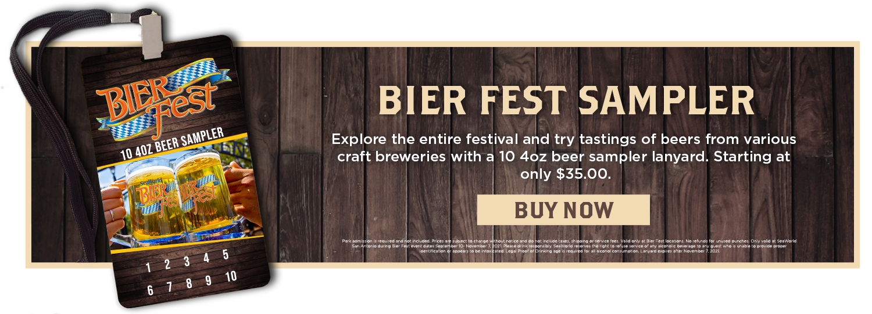 Bier Fest Sampler