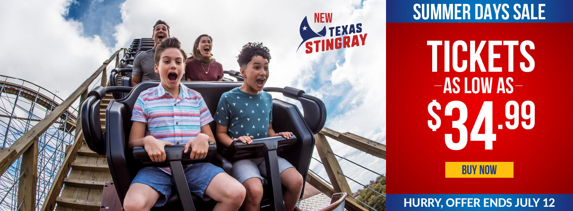 SeaWorld San Antonio Ticket Sale
