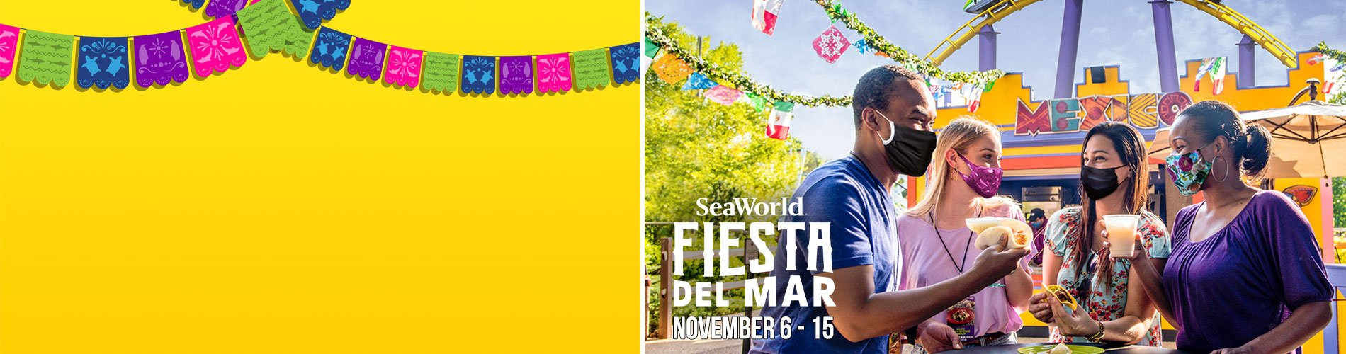 Fiesta del Mar at SeaWorld San Antonio