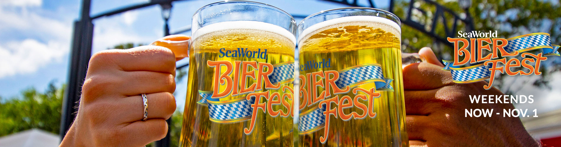 Bier Fest at SeaWorld San Antonio