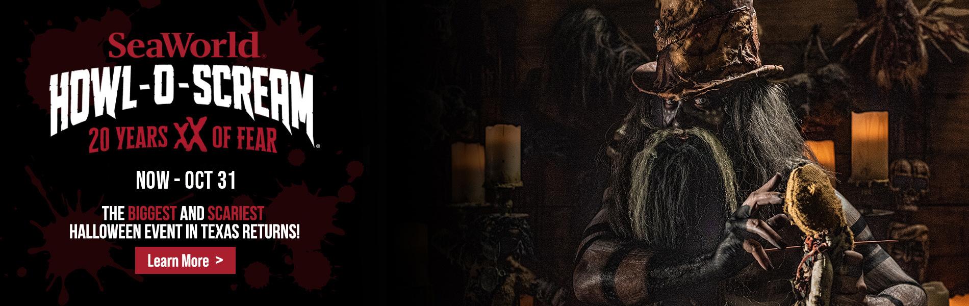 Howl-O-Scream 2021