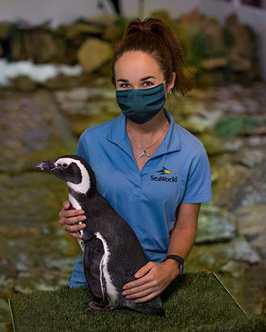 Careers at SeaWorld San Antonio