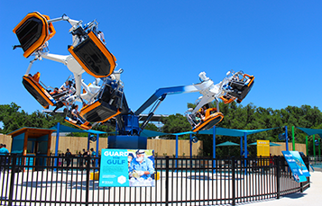 Riptide Rescue at SeaWorld San Antonio
