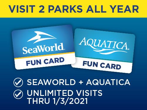 2 Park Fun Card