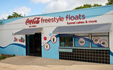 Freestyle Floats