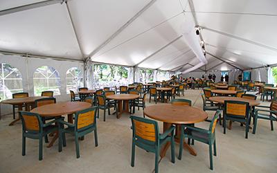 Steel Eel Pavilion